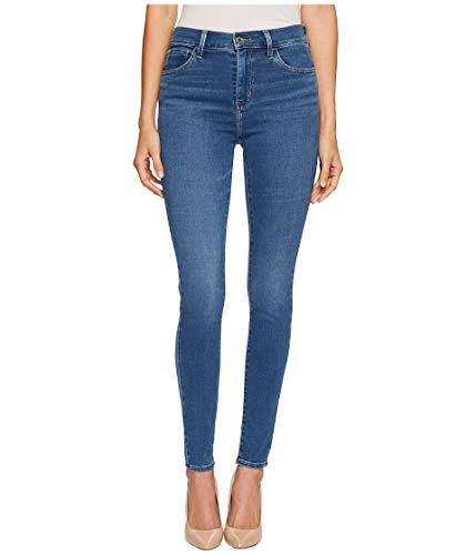 32L Donna Soft Worn Wrangler Skinny Jeans 32W