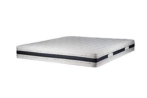Sleepers Matratze LUXEMEMO Memory-Form – 9 Zonen – Höhe 25 cm (140 _ x 190 _)