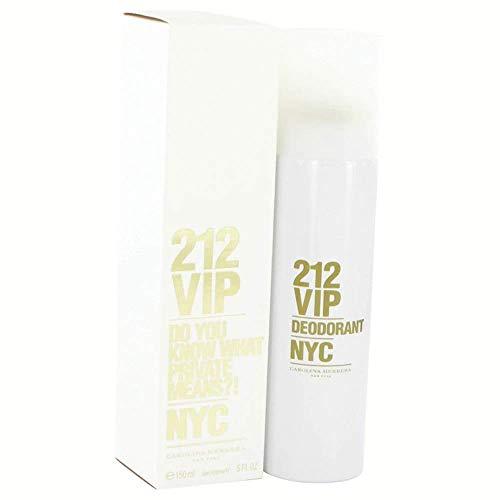 Carolina Herrera 212 VIP Desodorante con Vaporizador - 150 ml
