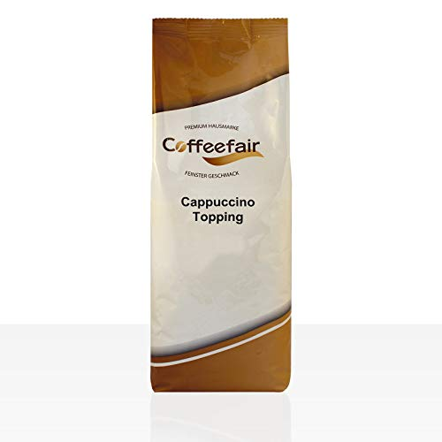 Coffeefair Cappuccino Topping - 10 x 750g | Automatengängiges Milchpulver