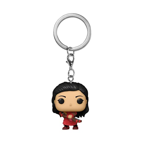 Funko 53760 POP Keychain: Shang-Chi and the Legend of the Ten Rings - Katy