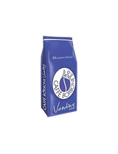 CAFFÈ BORBONE - MISCELA BLU - PAKET 1Kg KAFFEEBOHNEN