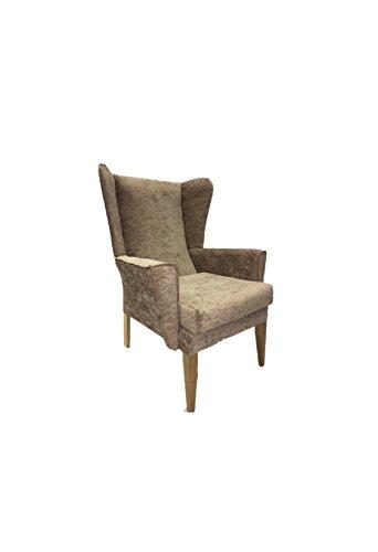 Acaster Orthopädischer Stuhl Juno fleckenabweisender Stoff - Nerz