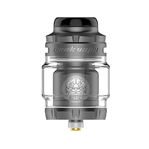 Geekvape Zeus X RTA Mesh Version 25mm 4.5ml/3.5ml Tank Capacity with 810 Drip Tip Electronic Cigarette Atomizer