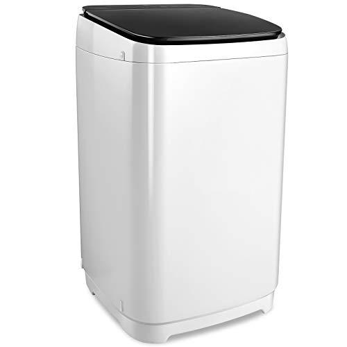 Nictemaw Washing Machine, 13.5Lbs Capacity...