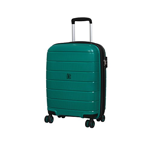 it luggage Asteroid Maleta, 54 cm, 57 Liters, Verde (Pine Green)