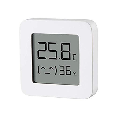 Xiaomi NUN4126GL Monitor Temperatura y Humedad 2 Blanco, 43 mm