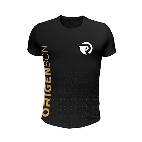 Origen Bcn Deportiva Camiseta para Hombre
