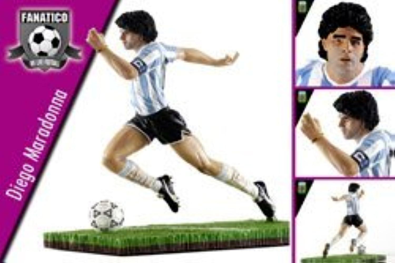 Fanatico Legends 3D Figure Diego Armando Maradona silverina World Cup by Fanatico