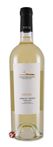 Pipoli Bianco Greco-Fiano Basilicata IGP