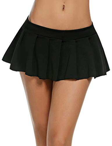 Avidlove Women Sexy Role Play Pleat…