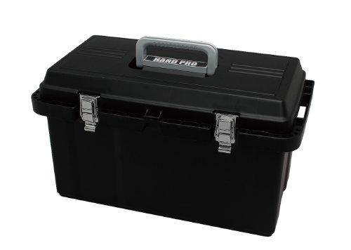 アイリスオーヤマ 工具箱 ハードプロ HDP-640 エコブラック【幅約64.5×奥行約35×高さ約37cm】