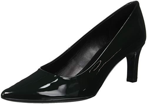Geox D Bibbiana A, Zapatos de Tacón para Mujer, Verde (Dk Forest C3019), 39 EU