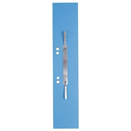 ELBA Einhänge-Heftstreifen Smart Line, DIN A4, blau, 50er Pack