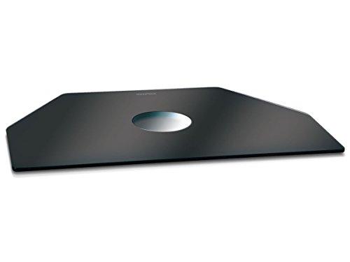 Monoprice 107536 600 x 400x 30mm TV Swiveling Base,Black