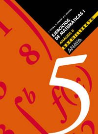 Ejercicios de matemáticas I Bachillerato Análisis II