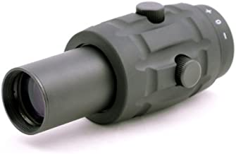 Hammers 30mm Tube 3X Magnifier Scope for Red Dot Reflex Sight
