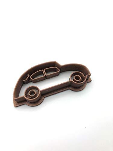 Cortadores de galletas para autos antiguos, aptos para lavavajillas, galletas, jabones, cerámica