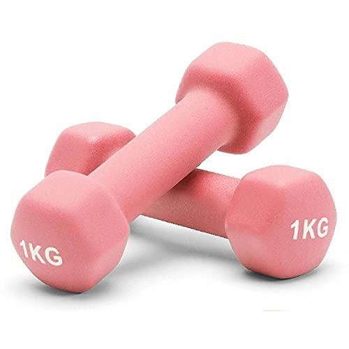 manubri palestra 1 kg Albott Manubri Pesi Fitness in Neoprene