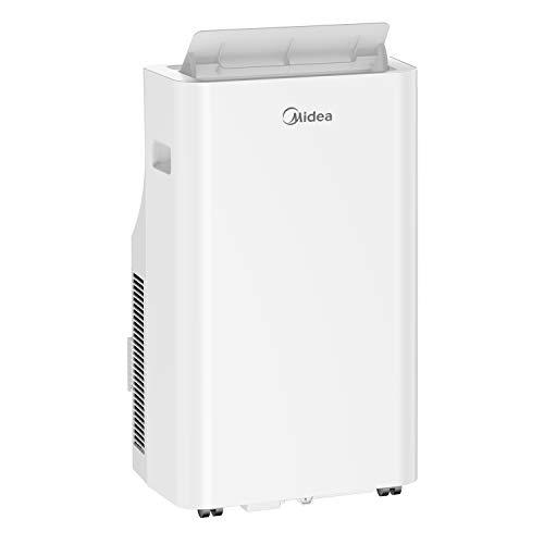 Midea Silent Cool 26 Pro Mobiles Klimagerät, 1000 W, 230 V, Weiß, 45,5 x 38 x 78 cm(BTH)