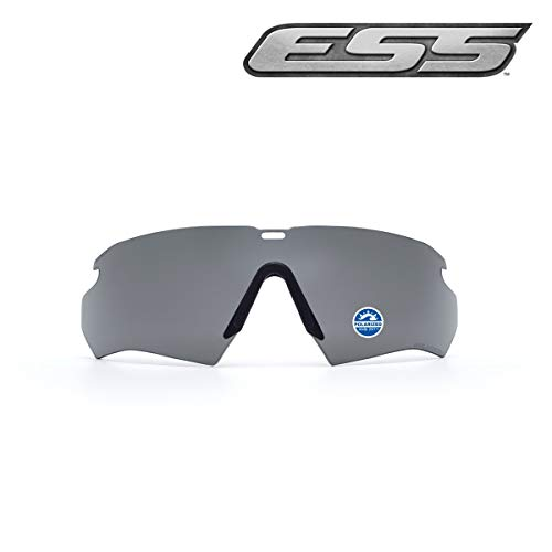 ESS Replacement Lens,Polarized,ScratchResist, Polarized Smoke Gray (740-0455)