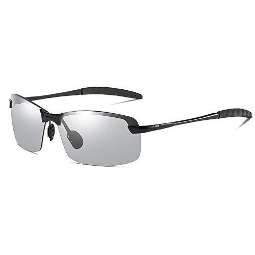 Zonnebril voor vrouwen | Blue Light-bril - Night Vision Goggles for mannen en vrouwen Drivers Special Zonnebril rijden zonnebril dag en nacht gepolariseerde lenzen lichtgevoelige kleurvast en zelfs Co
