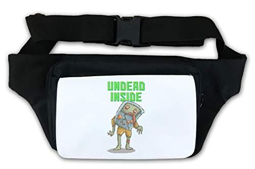 Undead Inside Retro Console Pixel Art Cangurera
