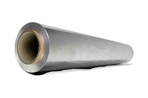 Aluminiumfolie - Alufolie 100cm x 50m ( 50qm), Dicke 0,05mm/ 50my SONDERPOSTEN