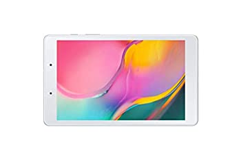 Samsung Galaxy Tab A 8.0  32 GB Wi-fi Tablet Silver 2019  Renewed