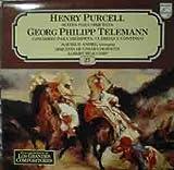 Antiguo Vinilo - Old Vinyl : Henry PURCEL : Suites para Orquesta. Georg Philipp TELEMANN: Concierto para trompeta, cuerdas y continuo