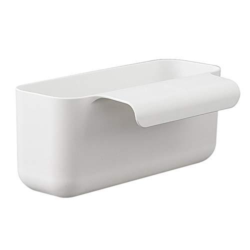 Raburt Sink Sponge Holder Hanging Plastic Kitchen Sink Strainer Basket Kitchen Sink Organizer Storage Rack