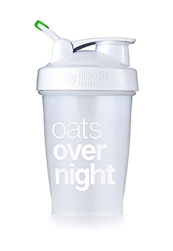 Oats Overnight Blender Bottle - Customized for Overnight Oats