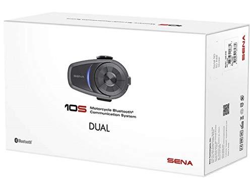 SENA 10S-01D Dual Motorrad Bluetooth 4.1 Stereo Headset