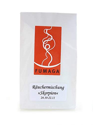Fumaga - Räuchermischung für Sternzeichen Skorpion
