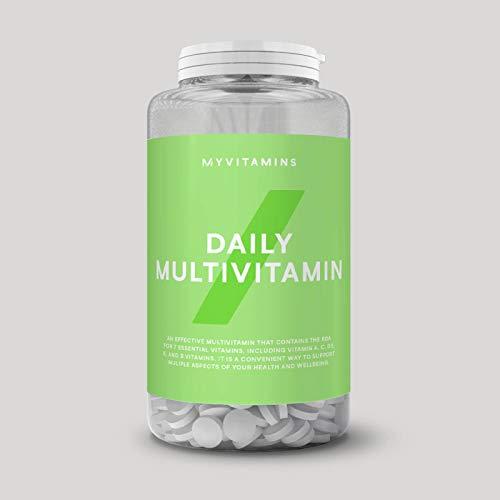 マイプロテイン デイリービタミン 60タブレット (マルチビタミン)