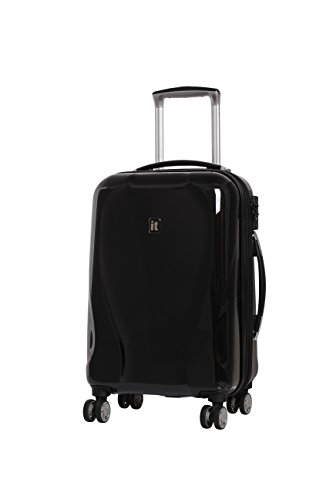 IT Luggage - Maleta Negro negro Small - 54.7 x 36 x 23 cm - 3 kg