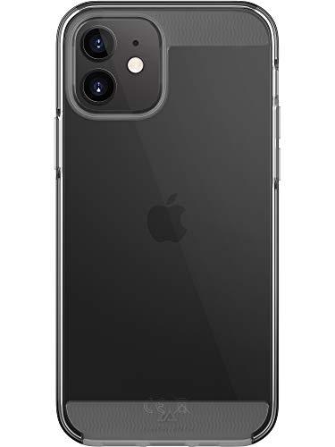 Black Rock - Hülle Air Robust Hülle passend für Apple iPhone 12 Mini | Handyhülle, Durchsichtig, Clear, Dünn (Transparent)