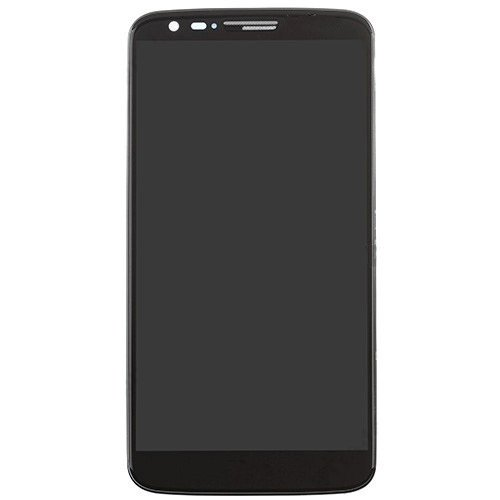 HEGUANGWEI Accessories LCD Screen LCD Display + Touch Panel with Frame for LG Optimus G2 / LS980 / VS980(Black) Cell Phone LCD Screen Replacement Parts (Color : Black)