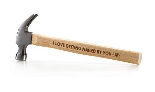 Seymour Butz Funny Hammer - Romantic Gift for Husband or Boyfriend - Naughty Valentine's Gift for Him - 8 oz