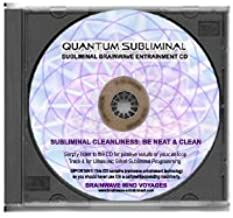 BMV Quantum Subliminal CD Cleanliness: Be Neat and Clean (Ultrasonic Subliminal Series)
