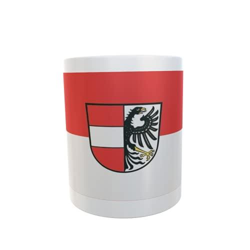 U24 Tasse Kaffeebecher Mug Cup Flagge Dietenheim