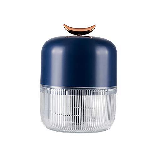 Baoblaze Pequeño Picador eléctrico de ajo inalámbrico portátil para el hogar, Picador de Alimentos inalámbrico USB Recargable para Molinillo de Ensalada de - Azul