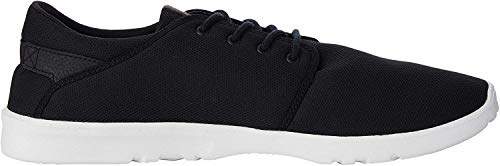 Etnies Scout męskie buty skateboardowe, czarne/białe, czarny - Schwarz Black White Grey - 42 EU