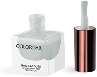 Colorbar Nail Lacquer With KERATIN AND ALMOND OIL-1003-Clouded