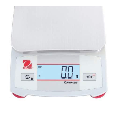 Jeulin 703931 Balances Ohaus, Modelo CX, 620 g, alcance, 0,1 g Precisión