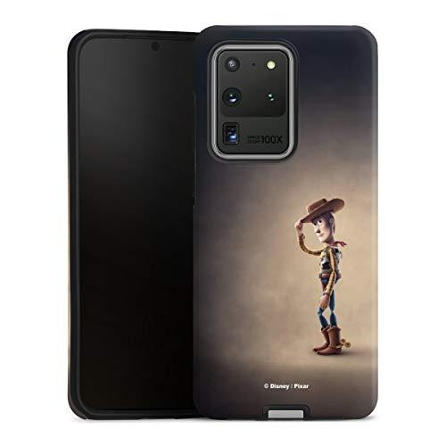 Panzer Handyhülle kompatibel mit Samsung Galaxy S20 Ultra robuste Outdoor Hülle Schutzhülle matt Disney Pixar Film Disney