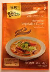 Asian Home Gourmet Spice Paste - Store Jacksonville Mall Pack of Vegetable Indonesian 8