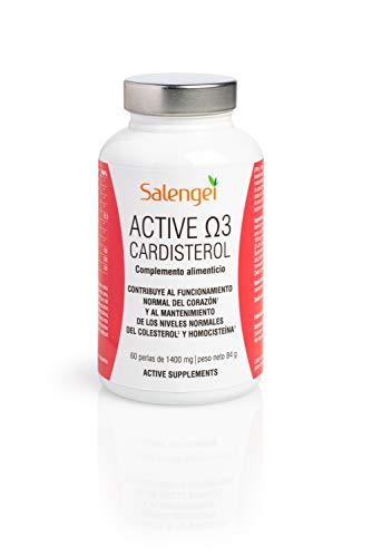 Active Cardisterol - 60 Cápsulas (Active Supplements)