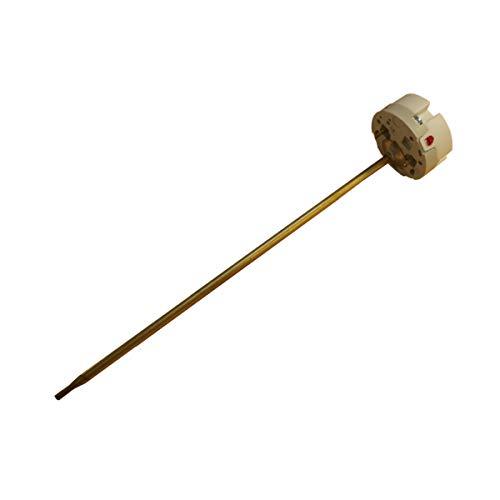 Termostato – con caña – Embrozable – Largo 270 mm – Thermor 029452