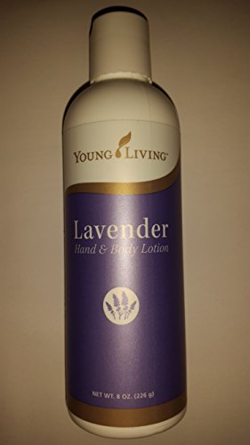 Lavender Hand & Body Lotion by Young Living - 8 fl. oz.